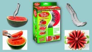 watermelon slicer design