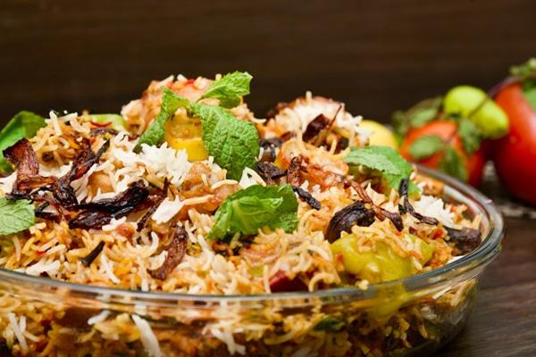 Chicken Tikka Biryani-Preparation For Cooking